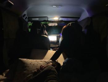 小豆島の車中泊