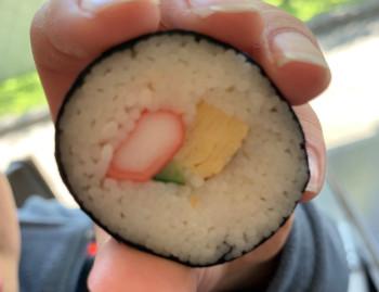 そうめん巻寿司